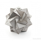 20 INTERSECTING CUBES