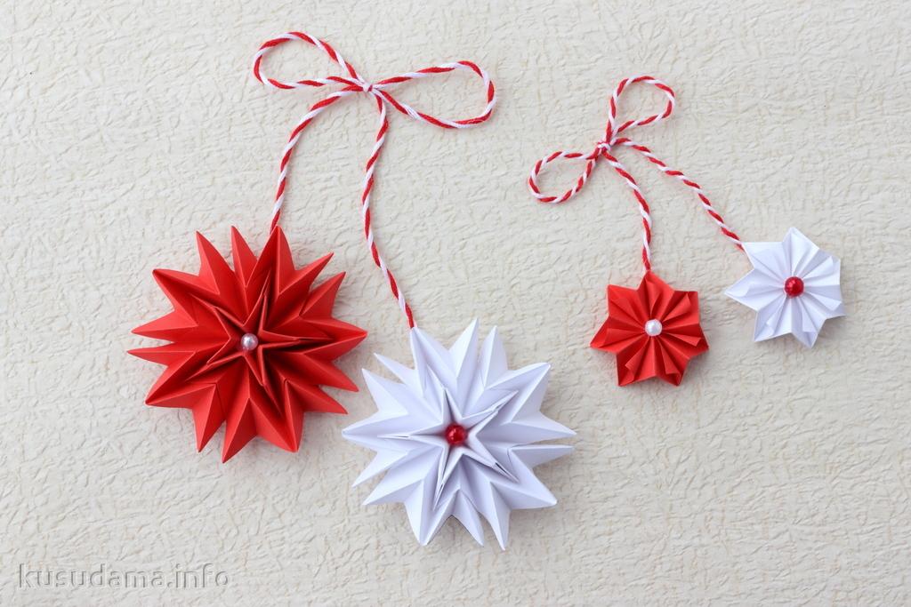 Clematis & Windflower stars