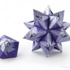 60° Origami Modular