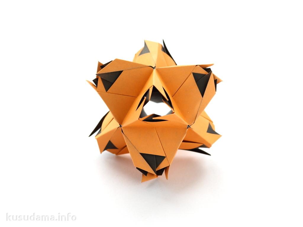Обои Белка, Origami, бумага. Разное foto 15