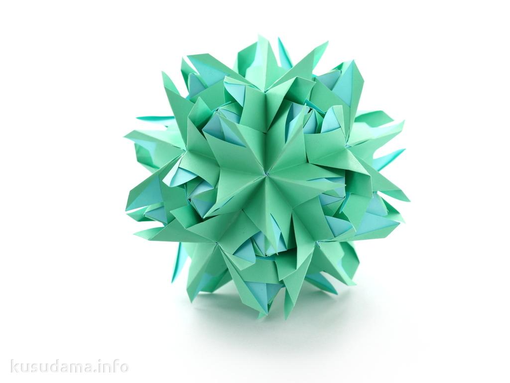 Обои Белка, Origami, бумага. Разное foto 17