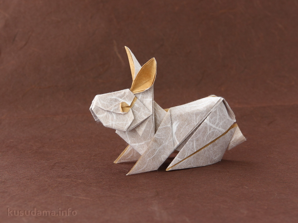 Rabbit by Gen Hagiwara