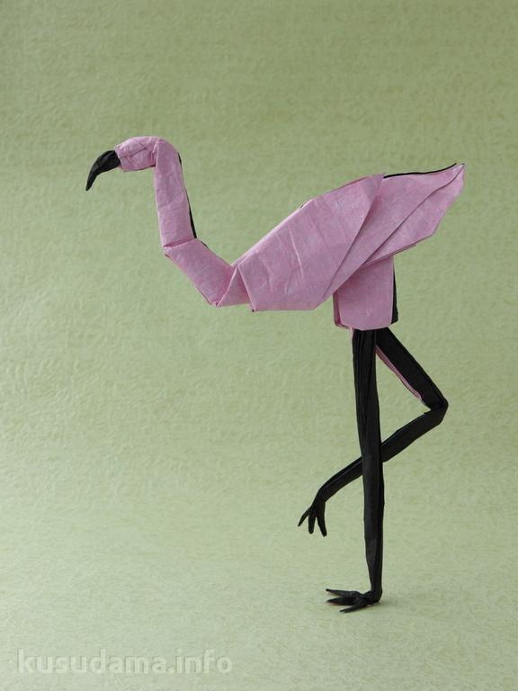 Flamingo by Yasushi Miyashita