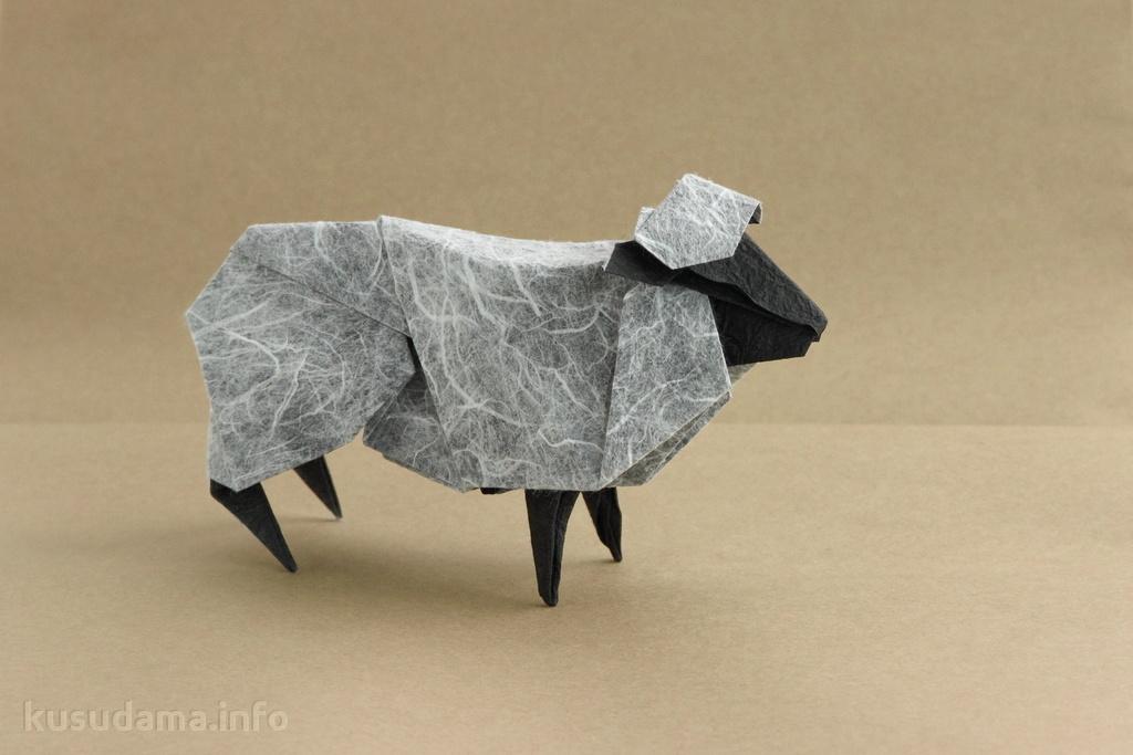 Sheep by Hideo Komatsu