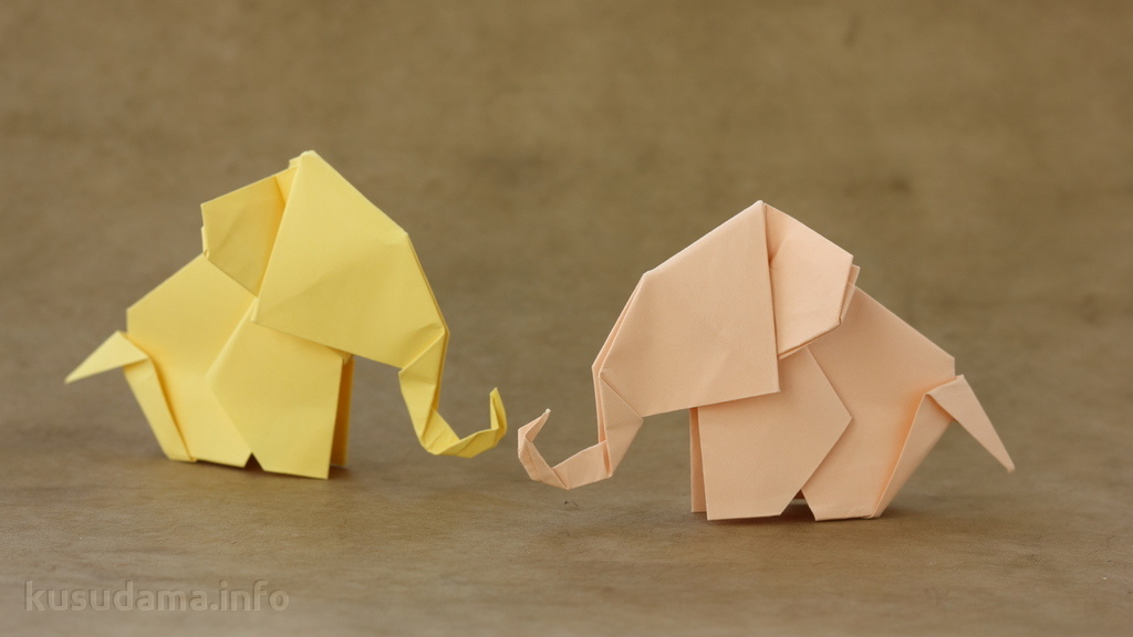 Elephants by Enomoto Nobuyoshi