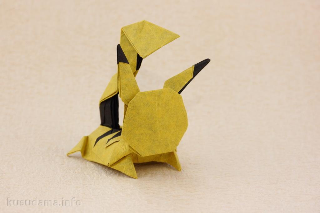 Pikachu by Kozasa Keiichi