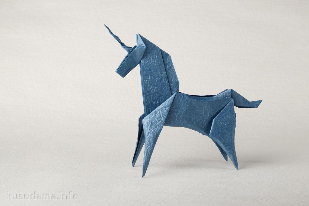 Оригами единорог сказочные существа каталог статей оригами.
