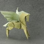 Pegasus by Hojyo Takashi