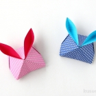 Bunny Rabbit Candy Box by Leyla Torres