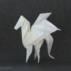 Pegasus by Dimitris Dalas
