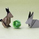 Rabbits by Kade Chan