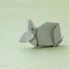 Rabbit by Akira Yoshizawa