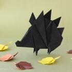 Hedgehog by Sergey Yartsev