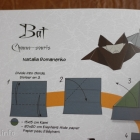 My model in Drawing Origami Tome 2