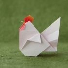Rooster by Eiji Tsuchido