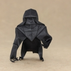 Gorilla by Juston Hairgrove