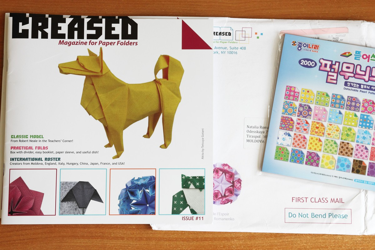 Creased Magazine